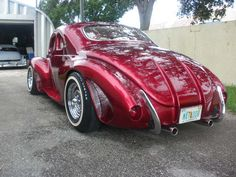 '40 Ford 'El Matador' custom (1954)