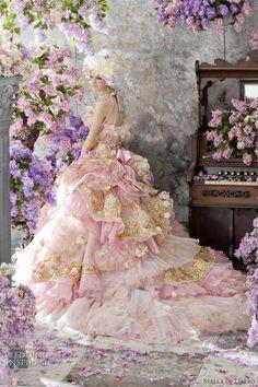 """Stella de Libero """"The Lilac"""""""