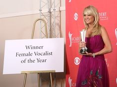 Carrie Underwood - The 43rd Annual Academy Of Country Music Awards - Press Room