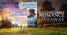 ends 10/27 #Contemporary #Romance #Giveaway – #Win 3 #ContemporaryRomance Novels! #ibooks #kobo #FREEbooks