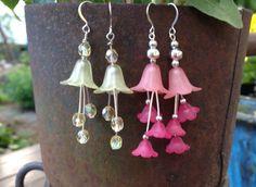 Handmade Jewellery, Drop Earrings, Pearls, My Love, Create, Leather, Jewelry, Handmade Jewelry, Jewlery