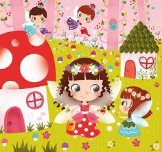 Blog de la styliste et illustratrice jeunesse Stéphanie Rousseau.