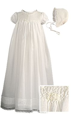 Christening Gown - best dressed child