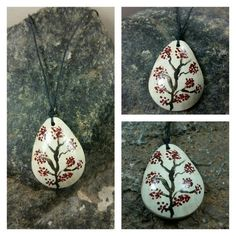 Check out this item in my Etsy shop https://www.etsy.com/listing/449412484/blossoming-essential-oil-clay-diffusing