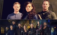 SyFy summer premiere dates announced: Killjoys, Dark Matter and other shows
