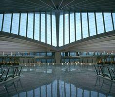 En los últimos años, los aeropuertos han cobrado protagonismo como piezas de arquitectura y diseño, además de ser espacios donde acudimos por necesidad.