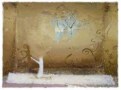 Bäumchen II, Öl auf Leinwand, 30 x 40 cm, 2007