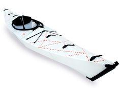 Oru Folding Kayak - my new carry on! :)