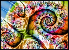 Sunday Morning Spiral by ~mdichow