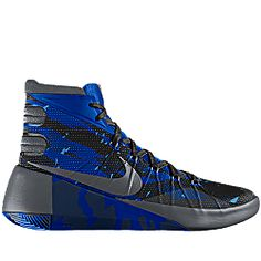 My custom-made Nike Hyperdunk 2015 iD Men's Basketball Shoe is almost done! #MYNIKEiDS
