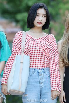 Girl Group, Twitter, Bell Sleeve Top, Cute, Pop, Women, Style, Fashion, Swag