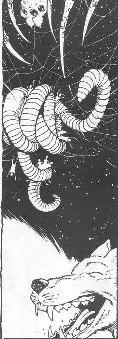 Nuwisha - White Wolf, World of Darkness.
