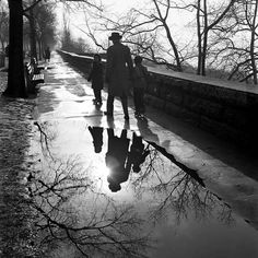 Vivian Maier was an amateur photographer whose works remained unknown and mostly undeveloped until after her death when they were discovered by a local his
