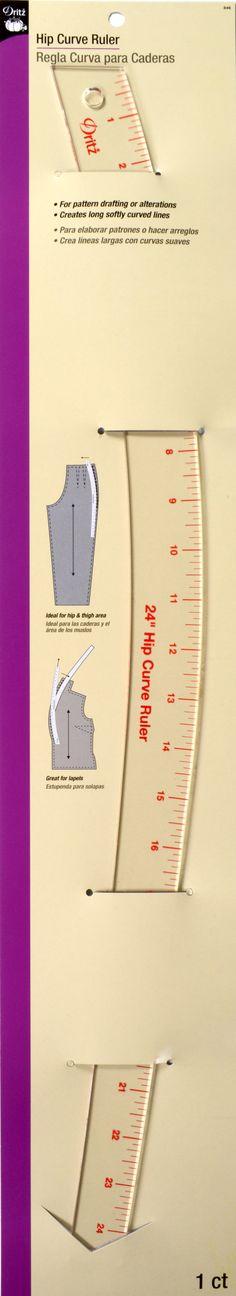 Hip Curve RulerHip Curve Ruler,