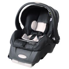 Snugli Infant Car Seat in Black Onyx - Overstock™ Shopping - Big Discounts on Evenflo Infant Car Seats