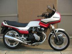 HONDA CBX 550 F 2