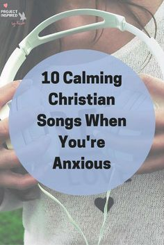 10 Calming Christian Songs When You're Anxious Project Inspired Christian Songs, Christian Faith, Christian Quotes, Christian Women, Calming Songs, Just In Case, Just For You, Praise And Worship, Worship Songs