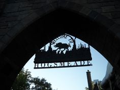 Walking into Hogsmeade gave me such chills every time. I can't wait to go back!