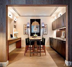 Уютная московская двушка 50м2 с кухней-кабинетом - Дизайн интерьеров   Идеи вашего дома   Lodgers