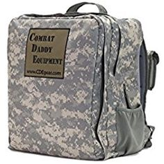 Combat Daddy Equipment Model 1 Diaper Bag for Dads