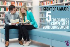 Scent of a Major: 5 Fragrances to Compliment Your Coursework | Eau Talk - The Official FragranceNet.com Blog