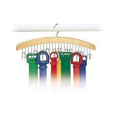 Wood Belt Hanger