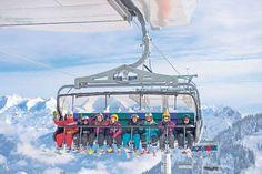 SKIFAHREN MIT KINDERN ❤️ Die schönsten Skigebiete für Kinder Innsbruck, Salzburg, Zell Am See, Fair Grounds, Fun, Travel, Ski Resorts, Ski Holidays, Winter Vacations