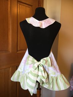 Vintage Apron, Clothing, Tops, Women, Fashion, The Creation, Outfits, Moda, Fashion Styles