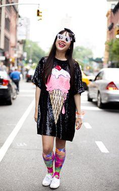 Fun Street Fashion, New York