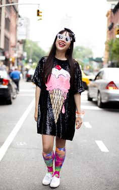 Fun Street Fashion, New York