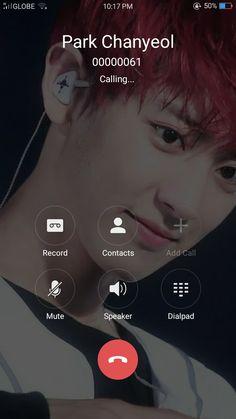 Calling Chanyeol Park Chanyeol Exo, Kpop Exo, Sehun, Chanbaek Fanart, Kaisoo, Exo Imagines, Ikon Wallpaper, Exo Lockscreen, Exo Ot12