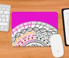 Colourful Geometric Mandala Mousepad | Artist : Amulya Jayapal | PosterGully