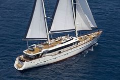 Navilux Sailing Yacht VIP yacht charter in Croatia 6 Cabins 12 Person Luxury Sailing Yachts, Sailing Charters, Yacht Charter Croatia, Private Bay, Croatian Islands, Yacht Builders, Shore Excursions, Super Yachts, Croatia Travel