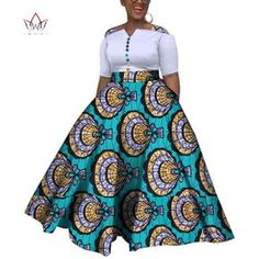 2019 African Dresses For Women Dashiki African Dresses For Women Colorful Dai. - - 2019 African Dresses For Women Dashiki African Dresses For Women Colorful Daily Wedding Size Ankle-Length Dress Source by Short African Dresses, African Fashion Designers, Latest African Fashion Dresses, African Print Fashion, Africa Fashion, Ankara Fashion, African Prints, African Fabric, Short Dresses