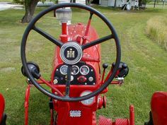 Farmall 450 NF with ps