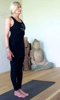 6 anti-aging yoga poses to keep you young !
