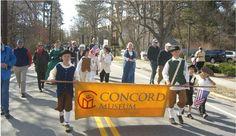 Concord Museum: Patriots' Day