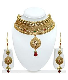 Indian Bollywood Gold Plated Red & Green Color Wedding We... https://www.amazon.ca/dp/B01MXOEOT9/ref=cm_sw_r_pi_dp_x_NARPyb7MEHNWX