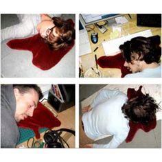 Blood pool pillows lol