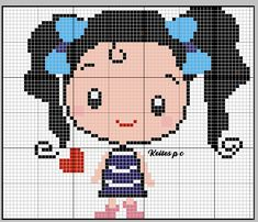 Cross Stitch Family, Small Cross Stitch, Cross Stitch For Kids, Cute Cross Stitch, Cross Stitch Freebies, Cross Stitch Bookmarks, Cross Stitch Alphabet, Baby Cross Stitch Patterns, Cross Stitch Charts