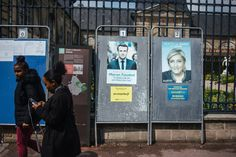 The other candidate, the centrist Emmanuel Macron, would seem to be an easy alternative. But the reality of this election cycle in towns like Stains, where public frustration is high over the failure of politicians to deliver on past promises, is that many voters may simply choose to stay home on May 7 for the critical, final vote.