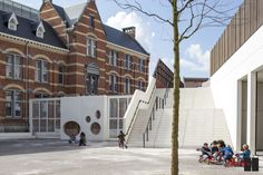 Hardenvoort Campus for Youth & Children / BURO II & ARCHI+I
