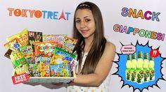 TokyoTreat ! La scatola piena di Snack Giapponesi (..e Wasabi Ramune Dri...