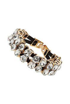 Premium Rhinestone Stone Bracelet