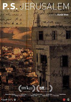 PS Jerusalem Documentary Film Poster