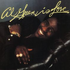 Al Green - Is Love (1975). The final of six consecutive albums to hit #1 on the R&B/Soul Albums chart.