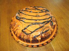 Tikrukakkua Tigger cake
