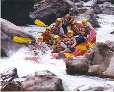 Bucket List: Go white water rafting - Experience