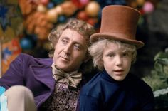 willy wanka | Willy Wonka (Gene Wilder) offers the experience of a lifetime to young ...