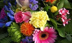 Flower Arrangement – Tuesday's Fragrant Daily Jigsaw Puzzle
